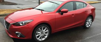 2016 Mazda 3 S: A Review