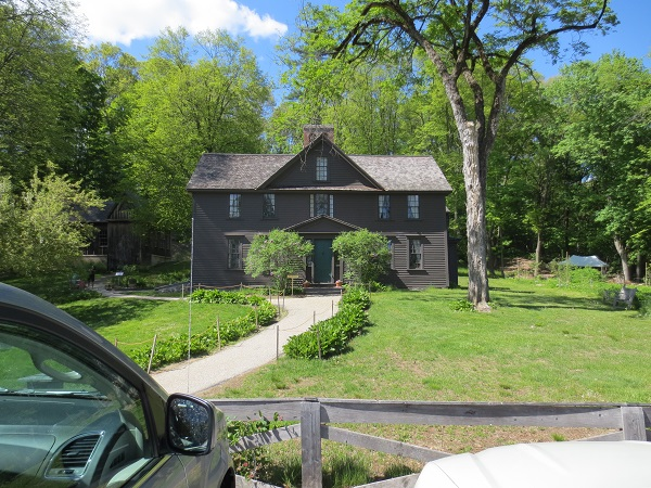 Orchard House, Concord, MA