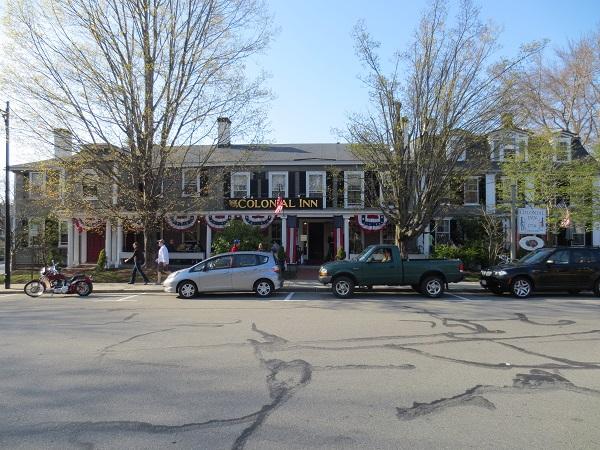 The Colonial Inn Concord, MA
