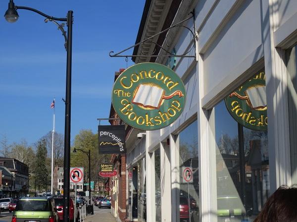 The Concord Bookshop