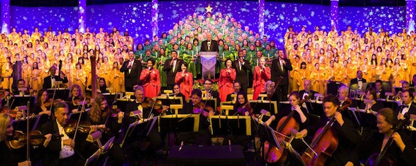 Candlelight Processional Photo