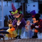 Disney Theme Parks and Cruise Line Offer Spooktacular Halloween Fun