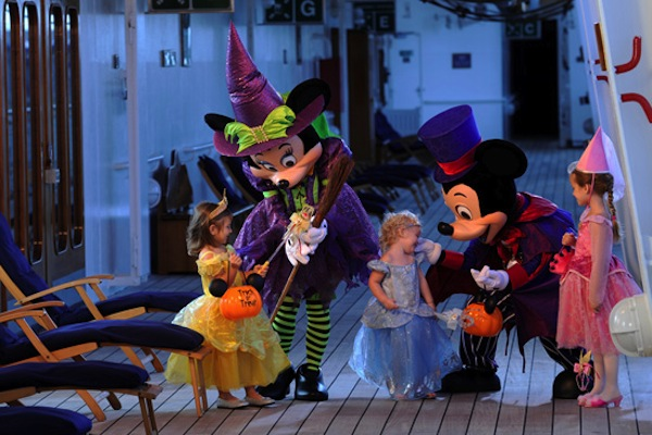 Halloween Disney Cruise