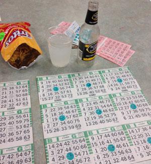 Turning Stone Bingo