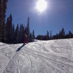 Thumbs up for a Family Ski Vacation in Durango Colorado