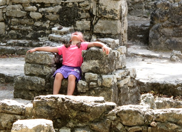explore ruins of coba in mexico