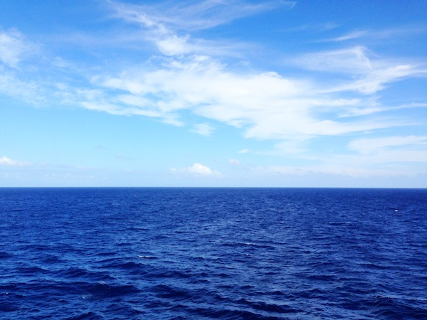 With a view like this, how could you not love cruising?