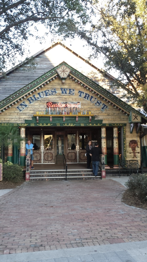 House of Blues at Disney