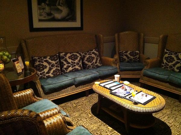 Rio spa lounge