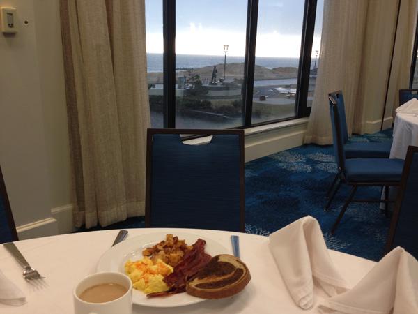 Breakfast at Ocean Place Resort
