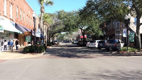 Amelie Island Street