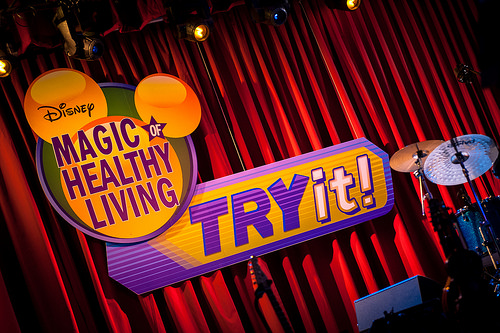 Disney Healthy Living - Try It