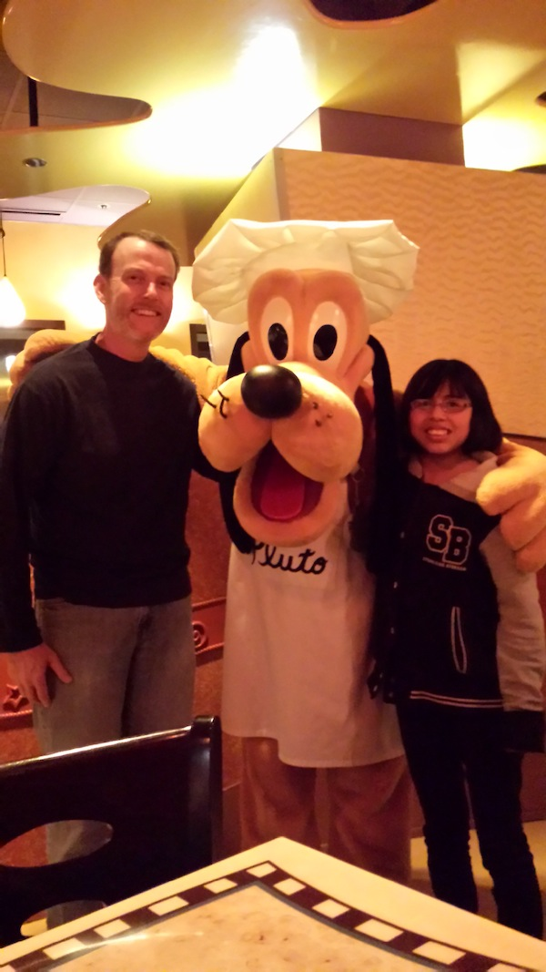 Family and pluto