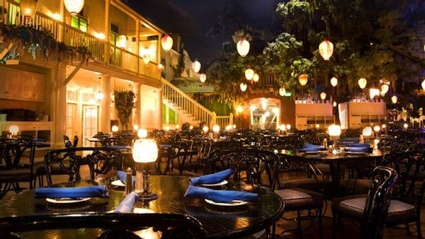 Blue Bayou Restaurant - Photo Credit Disney