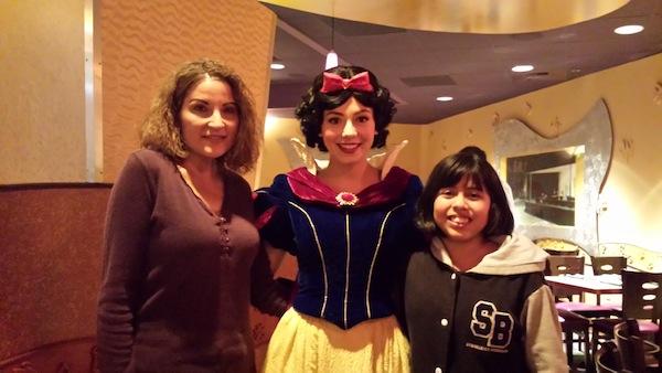 Paula, Snow White and Anna