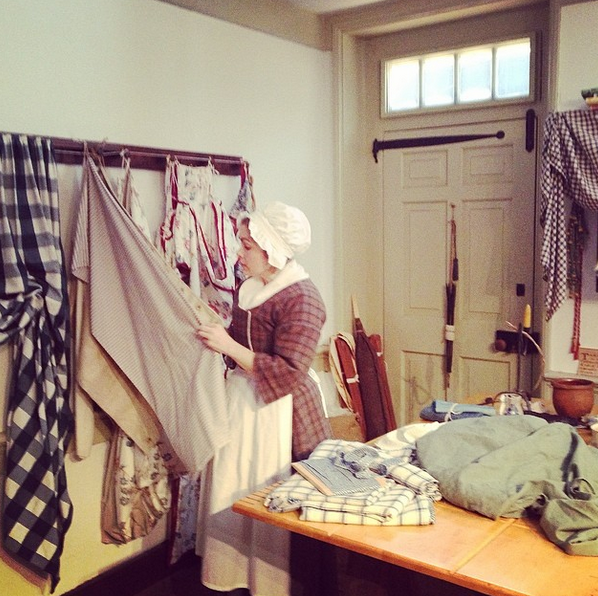 Betsy Ross Museum by This Girl Travels