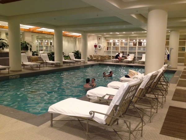 Review of Four Season Hotel in Philadelphia by This Girl Travels