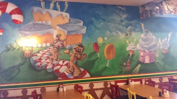 Cafeteria  GKTW