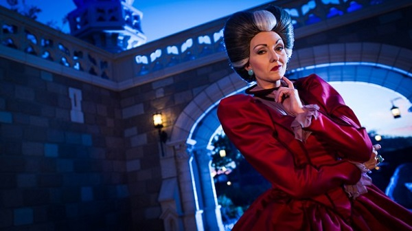 Lady Tremaine - Photo Credit Disney Parks