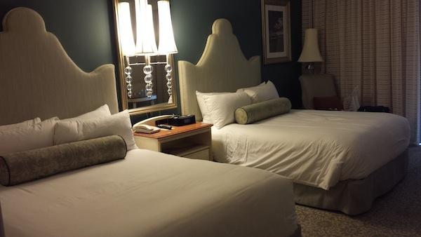 Loews Portofino Bay Hotel Room