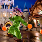 Mickey's Not-So-Scary Halloween Party in the Magic Kingdom