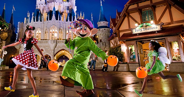 Mickeys Not-So-Scary Halloween Party