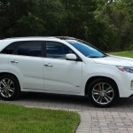 Family Friendly Features of the New 2015 Kia Sorento SX Limited AWD