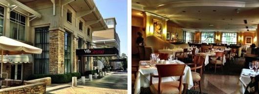 Hyatt Atlanta Perimeter at Villa Christina restaurant
