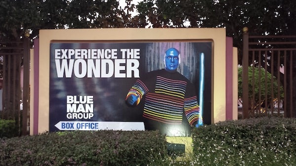 Experience the Wonder Blue Man Group Review