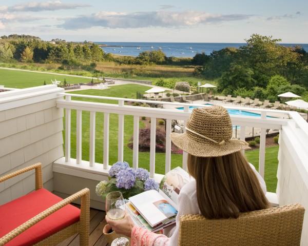 Ocean views at Inn by the Sea