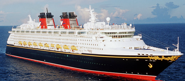 Disney Cruise Line - Disney Wonder - Photo Credit - Walt Disney Parks and Resorts Online