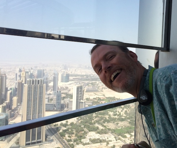 A Day Trip to the Burj Khalifa in UAE  TGT This Guy Travels