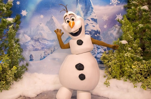 Olaf - Frozen Fun