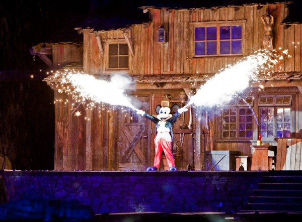 Fantasmic! Mickey Mouse