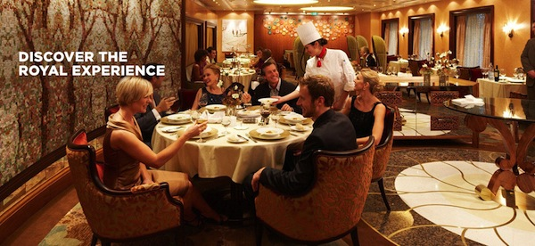 Dining - photo credit: royalcaribbean.com