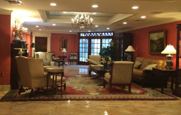 saybrook lobby