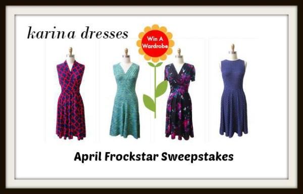 Karina Dresses Frockstar Giveaway
