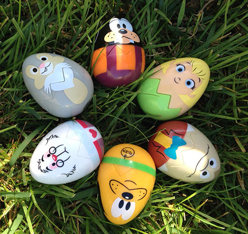 Egg-stravaganza - Photo Disney