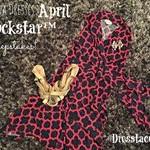 April Frockstar™ Giveaway ($1000 Karina Dresses!!!)