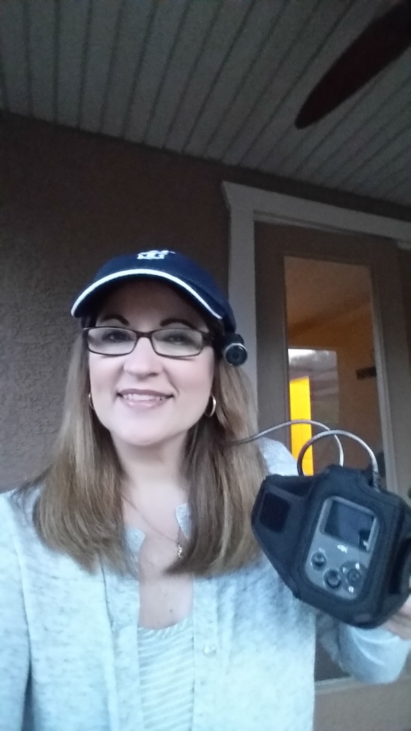 panasonic wearable camcorder review
