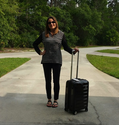 This Girl Travel Review of Ricardo Beverly Hills Luggage