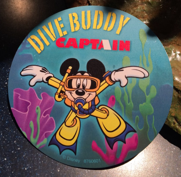 Mickey Mouse - Dive Buddy