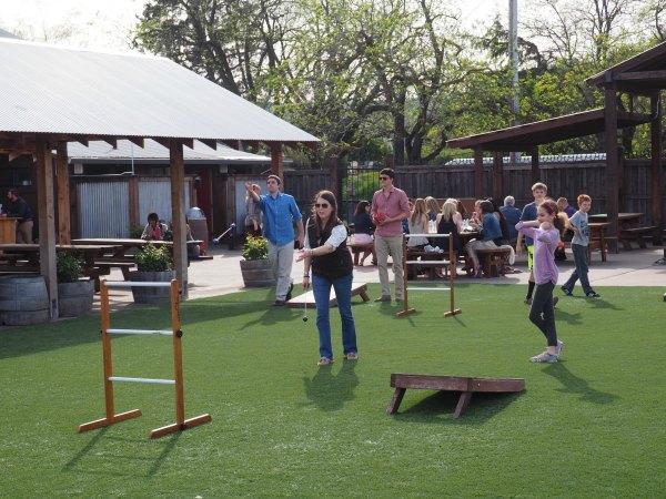 Larsen Lawn Games