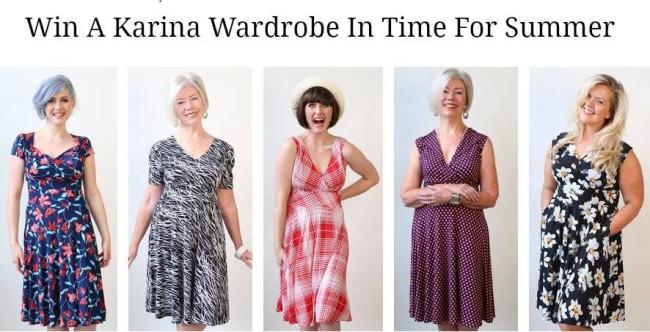 Karina Dresses Giveaway