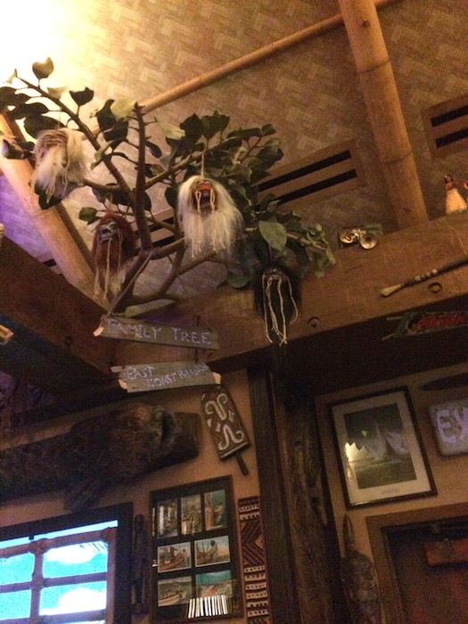 Trader Sam's Grog Grotto- Shrunken Heads