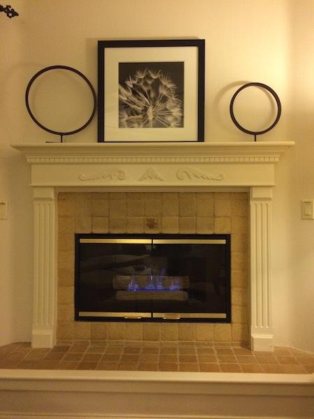 pelican fireplace