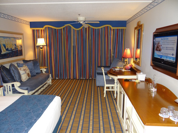 Disney Yacht Club - Room - Overview 2