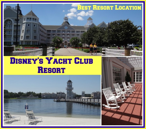 Disney's Yacht Club Review