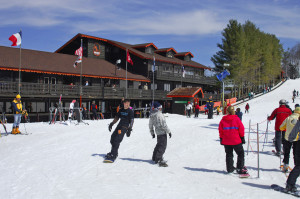 Snow Skiing in North Carolina