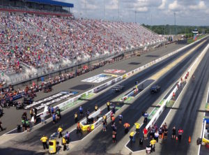 zMAX Dragway in Concord